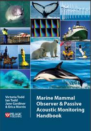 Marine Mammal Observer and Passive Acoustic Monitoring Handbook (PDF)